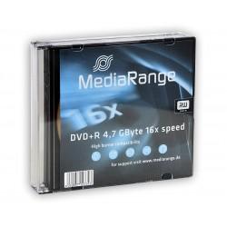 DVD+R MediaRange x5