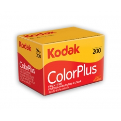 Kodak ColorPlus 200 36