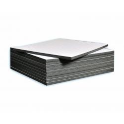 Foam Autoadhesivo 10 mm Negro