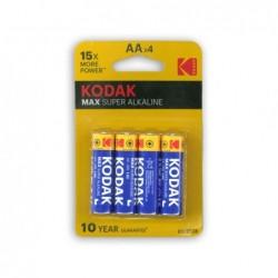 Pila AA Max Kodak