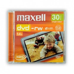 Mini DVD 30 min