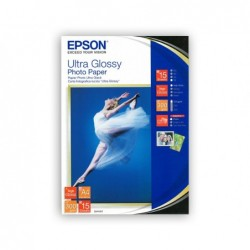 Papel Epson A4 Ultra Glossy